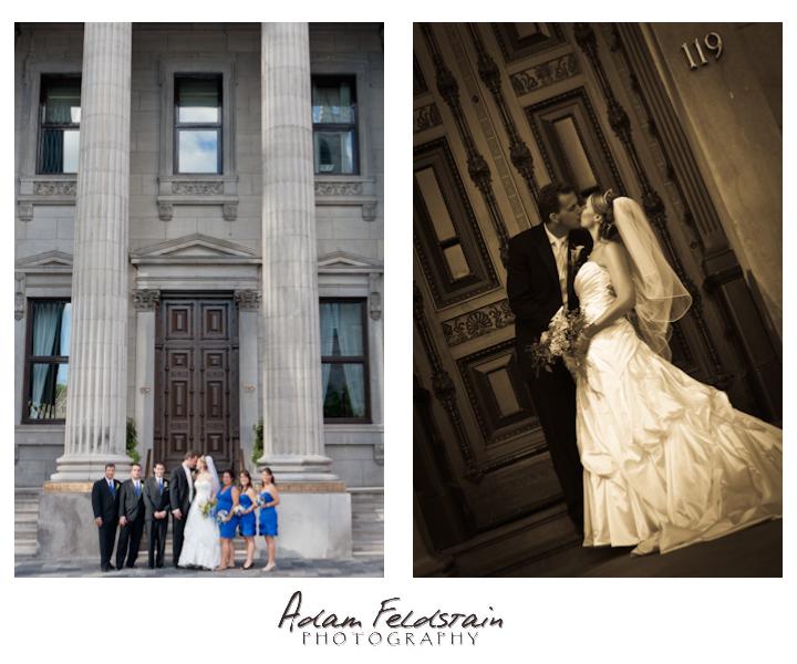 Montreal Wedding Photography photo of Melissa and George's wedding #10