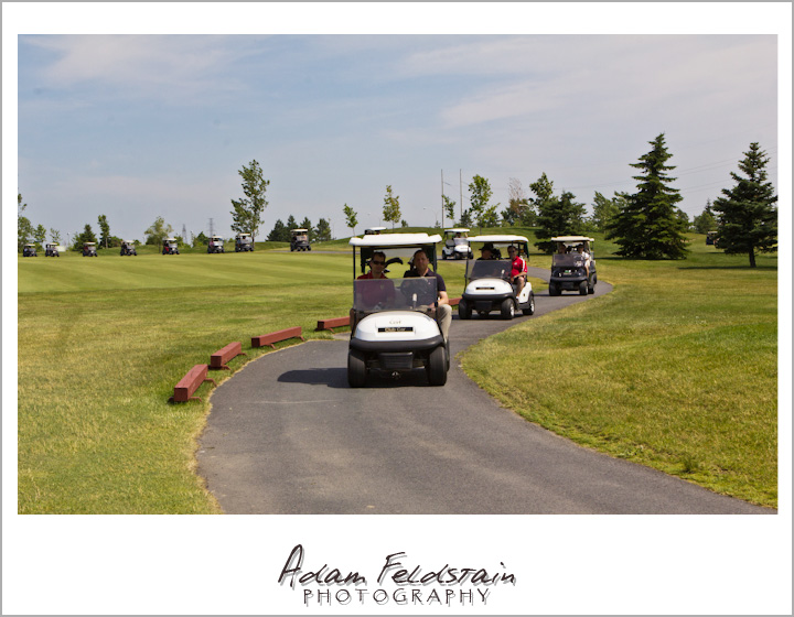 Quebec Lung Association 2012 golf tournament photo 2
