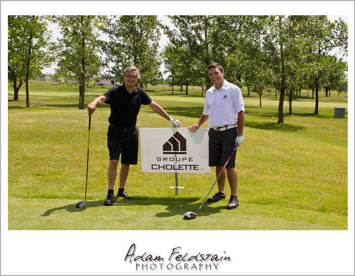 Quebec Lung Association 2012 golf tournament photo 13