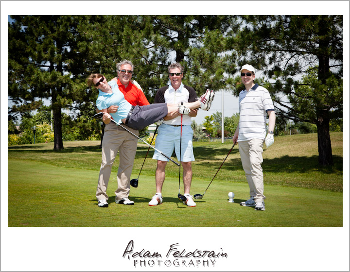 Quebec Lung Association 2012 golf tournament photo 15