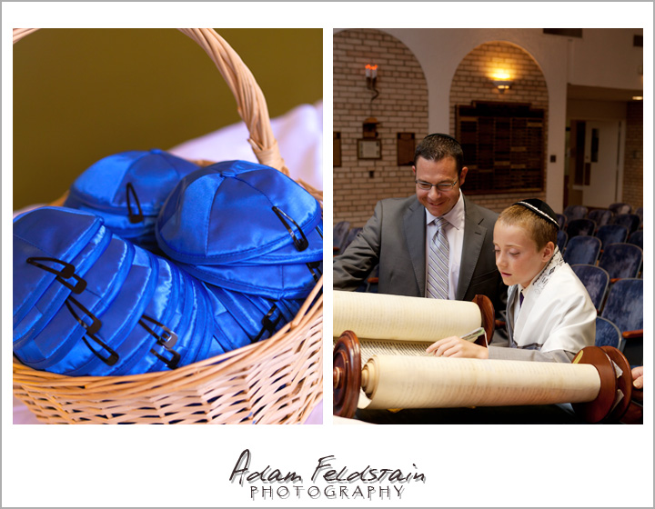 Montreal Photography - Picture of Bar-mitzvah boy #10