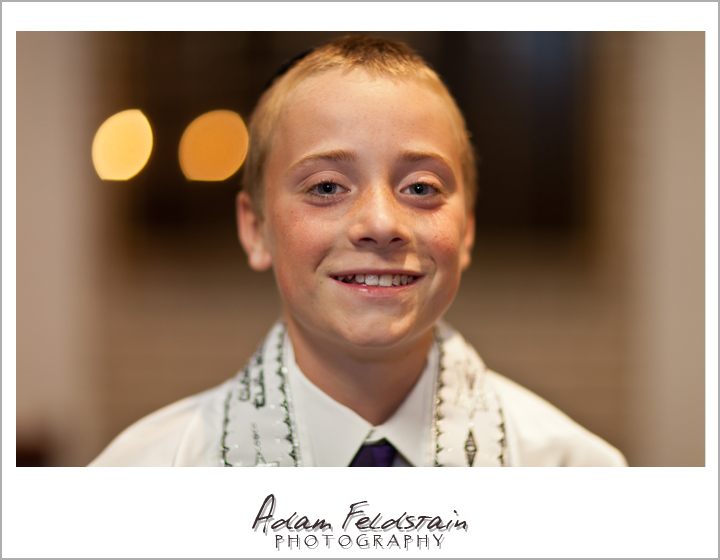 Picture of Bar-mitzvah boy #3