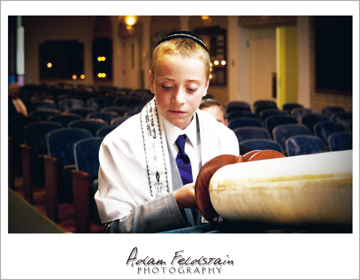 Picture of Bar-mitzvah boy #4