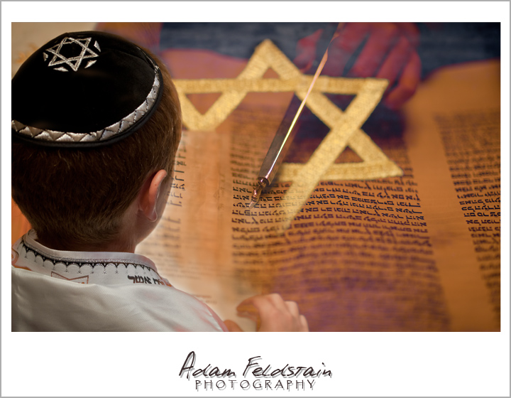 Montreal Photography - Picture of Bar-mitzvah boy #6