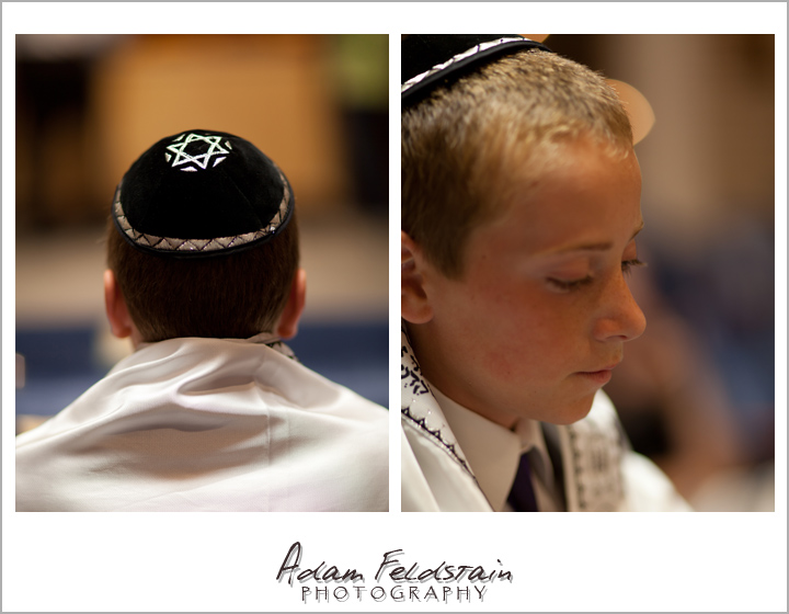 Montreal Photography - Picture of Bar-mitzvah boy #9