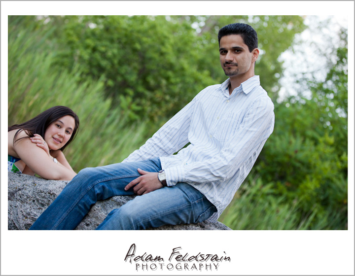 power shot of Khizr & Adriana