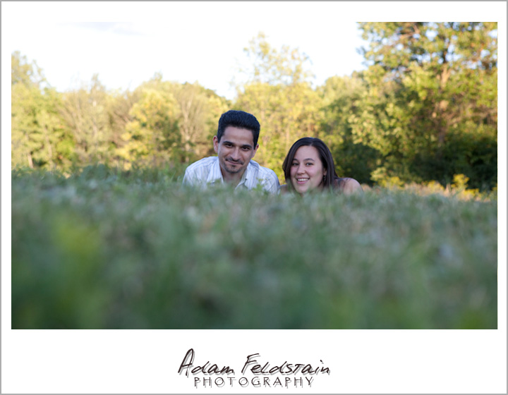 Khizr & Adriana on a hillside - #5