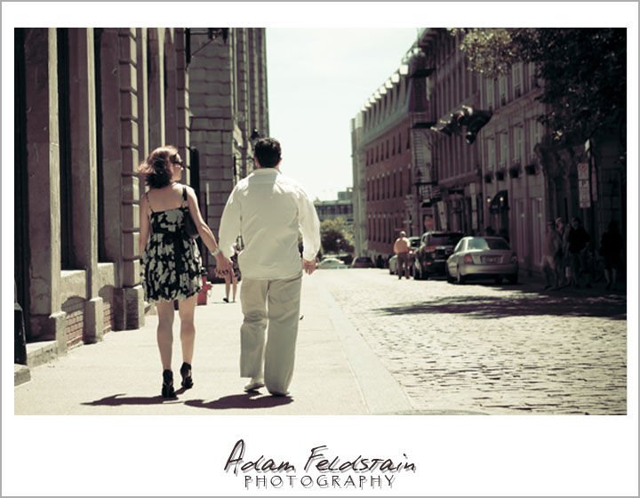 Montreal Engagment Photography photo of nick & caroline #1