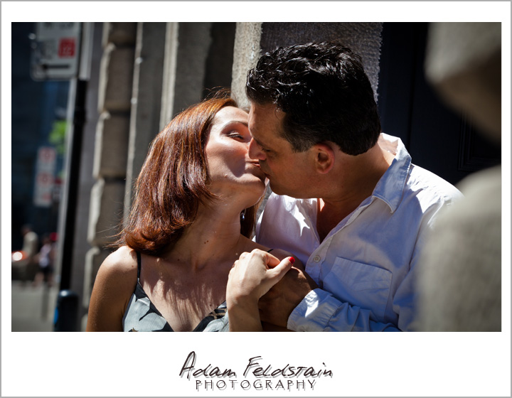 Montreal Engagment Photography photo of nick & caroline #9