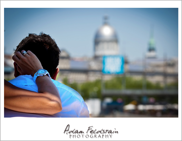 Montreal Engagment Photography photo of nick & caroline #13