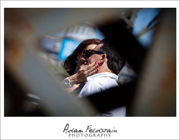 Montreal Engagment Photography photo of nick & caroline #16